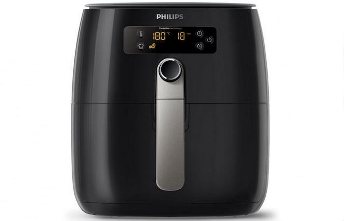 Фритюрница Philips Avance Digital TurboStar Airfryer.