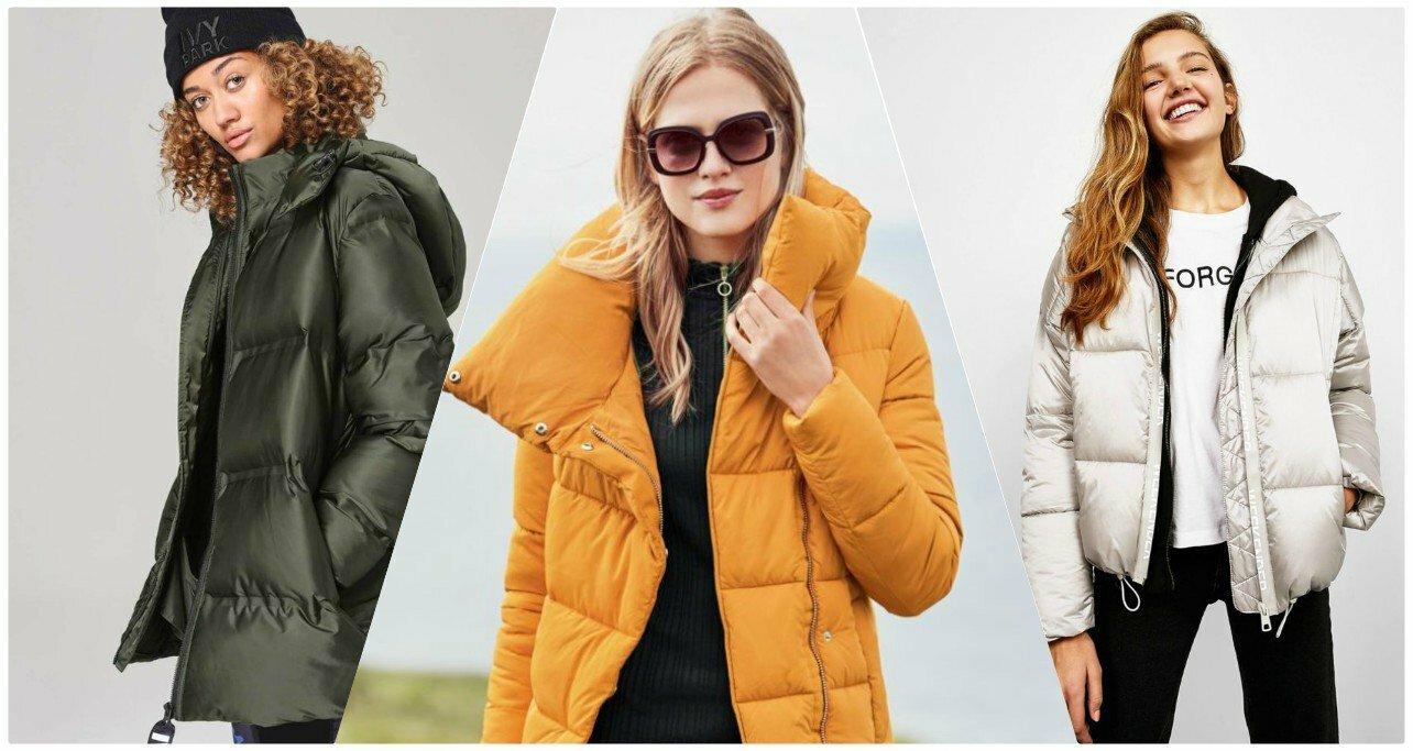 Модные осенние куртки для девушек