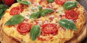 Всеми любимая пицца
