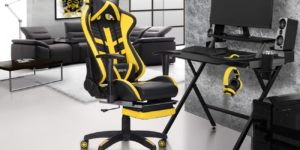 Игровое компьютерное кресло